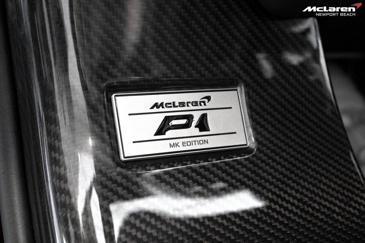 McLaren P1 Manny Khoshbin Edition hypercars (30)