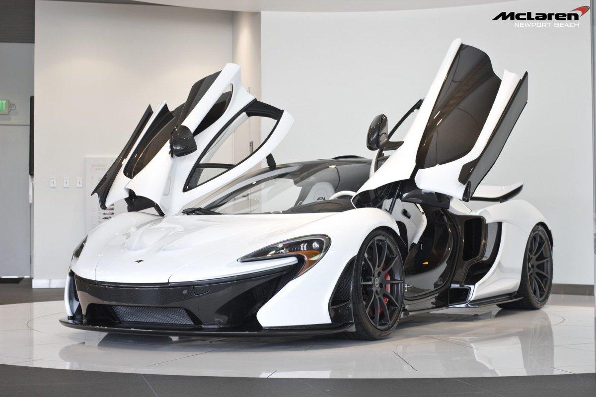 McLaren P1 Manny Khoshbin Edition hypercars (31)