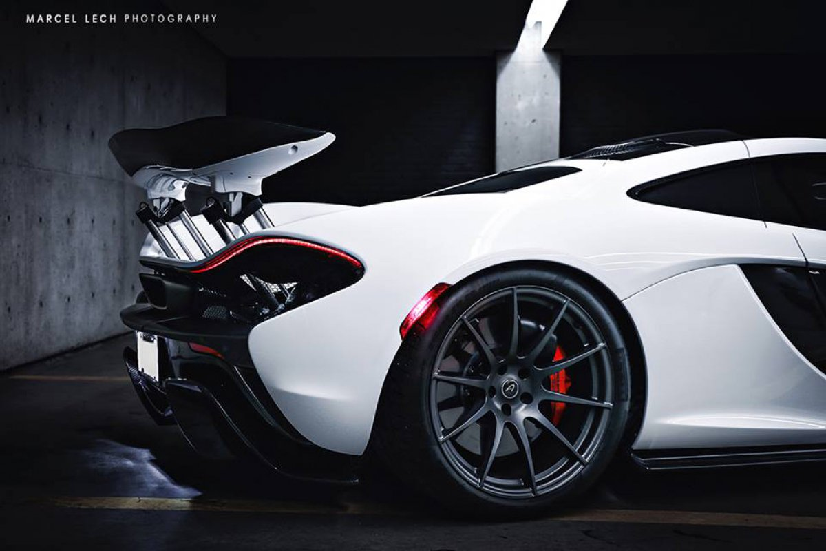 McLaren P1 Mahdiar Edition from Canada. hypercars  (1)
