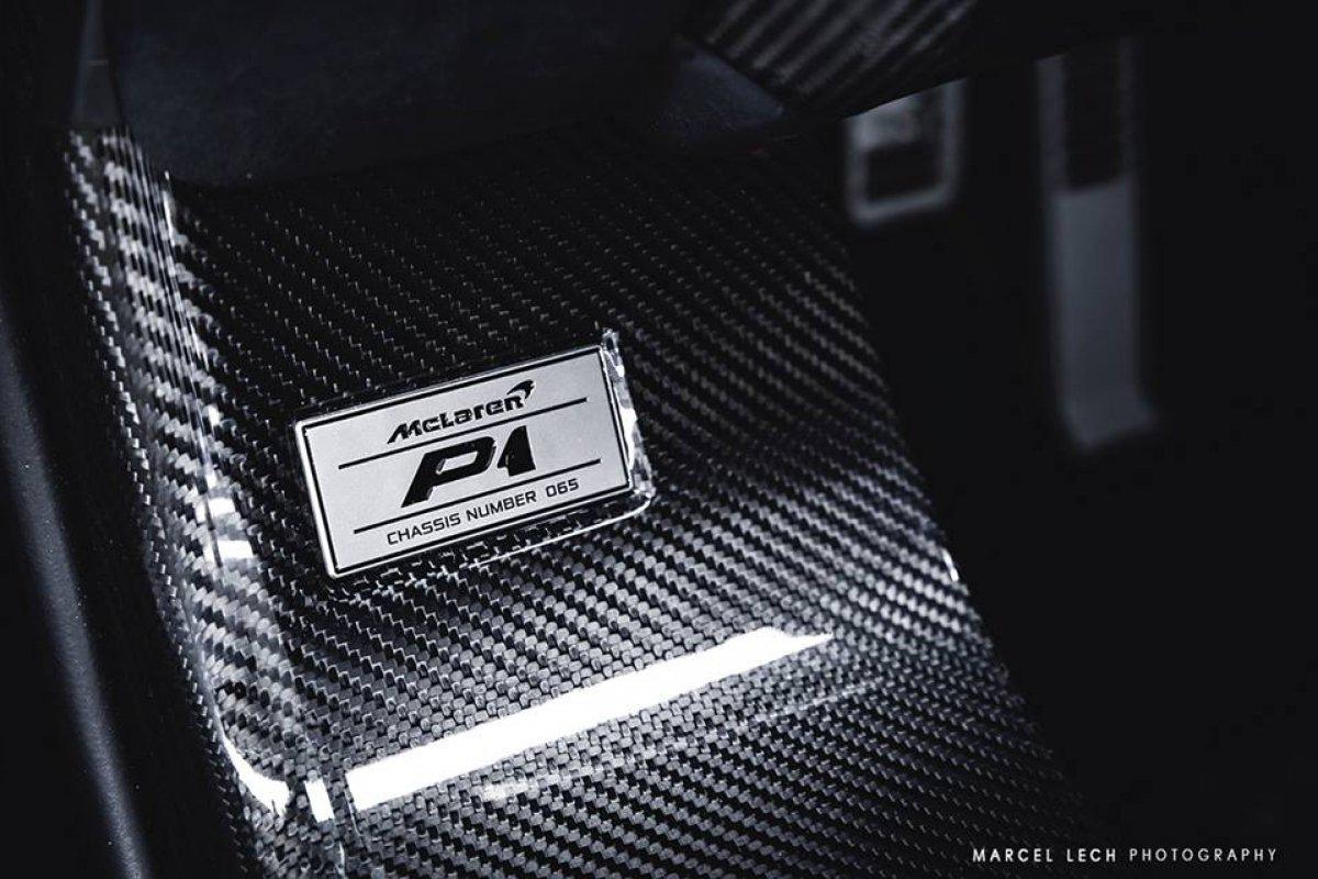 McLaren P1 Mahdiar Edition from Canada. hypercars  (2)