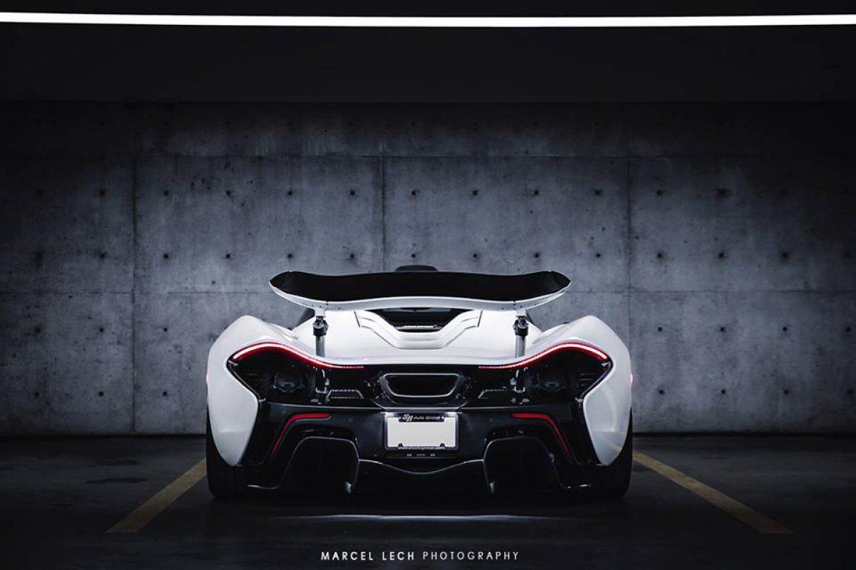 McLaren P1 Mahdiar Edition from Canada. hypercars  (10)