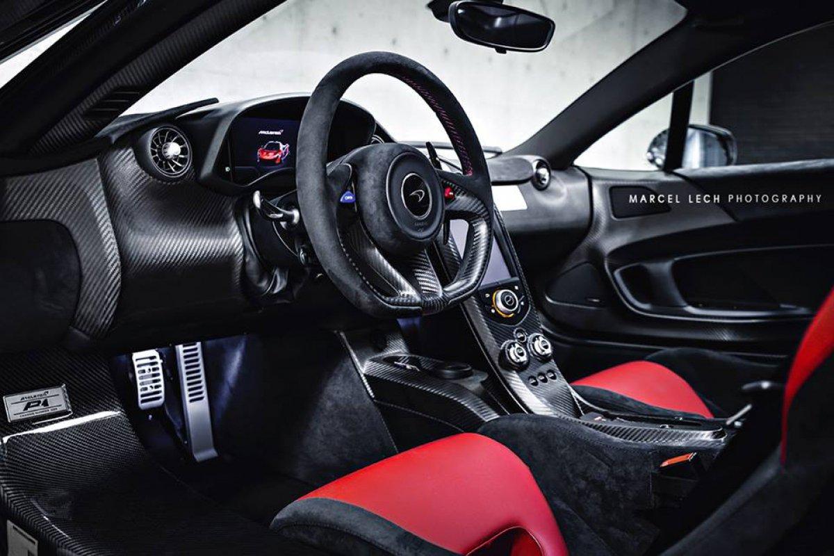 McLaren P1 Mahdiar Edition from Canada. hypercars  (14)