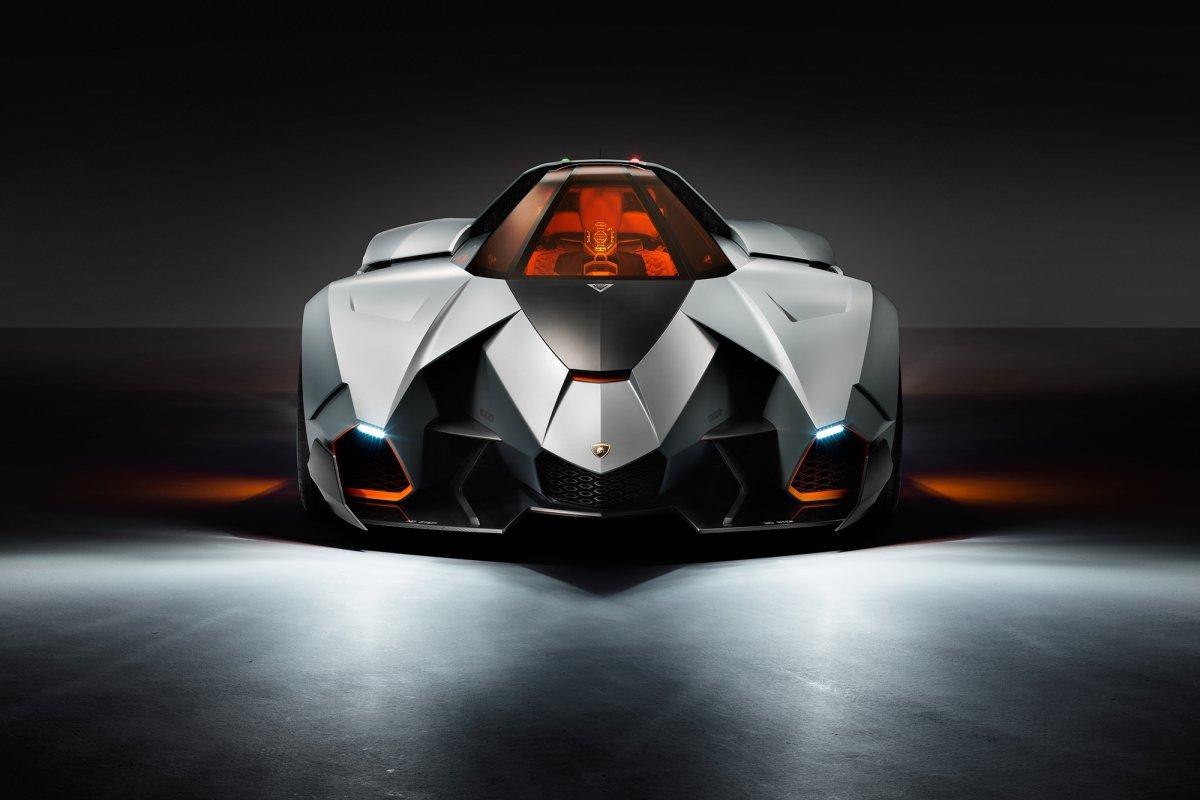 La Lamborghini Egoista fait son entrée au musée hypercars (1)