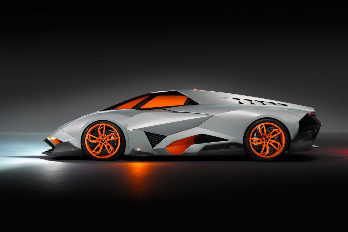 La Lamborghini Egoista fait son entrée au musée hypercars (3)