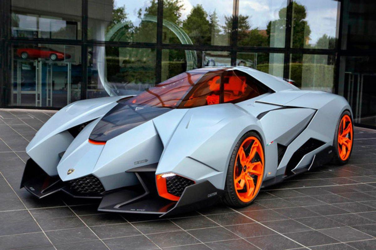 La Lamborghini Egoista fait son entrée au musée hypercars (11)