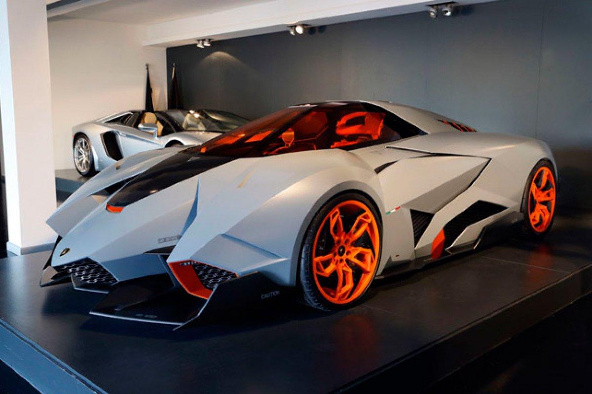 La Lamborghini Egoista fait son entrée au musée hypercars (12)