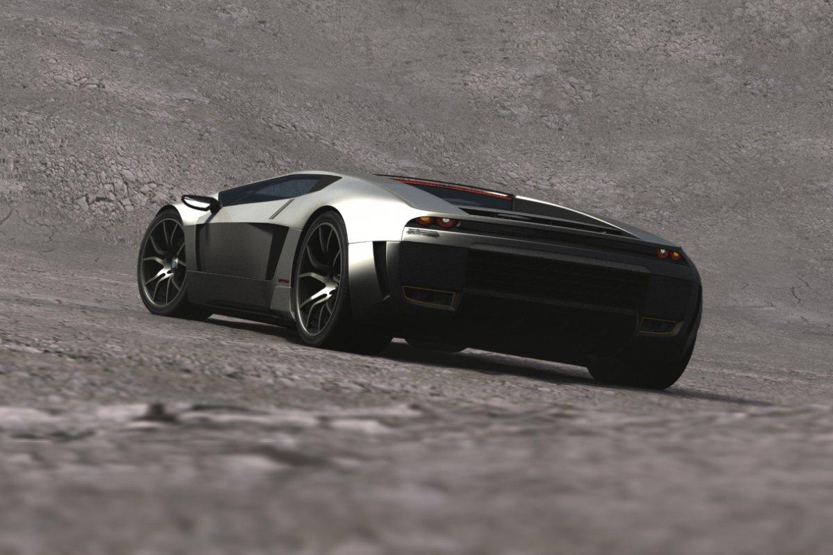 De Tomaso Mangusta Legacy by Maxime de Keiser hypercars (6)