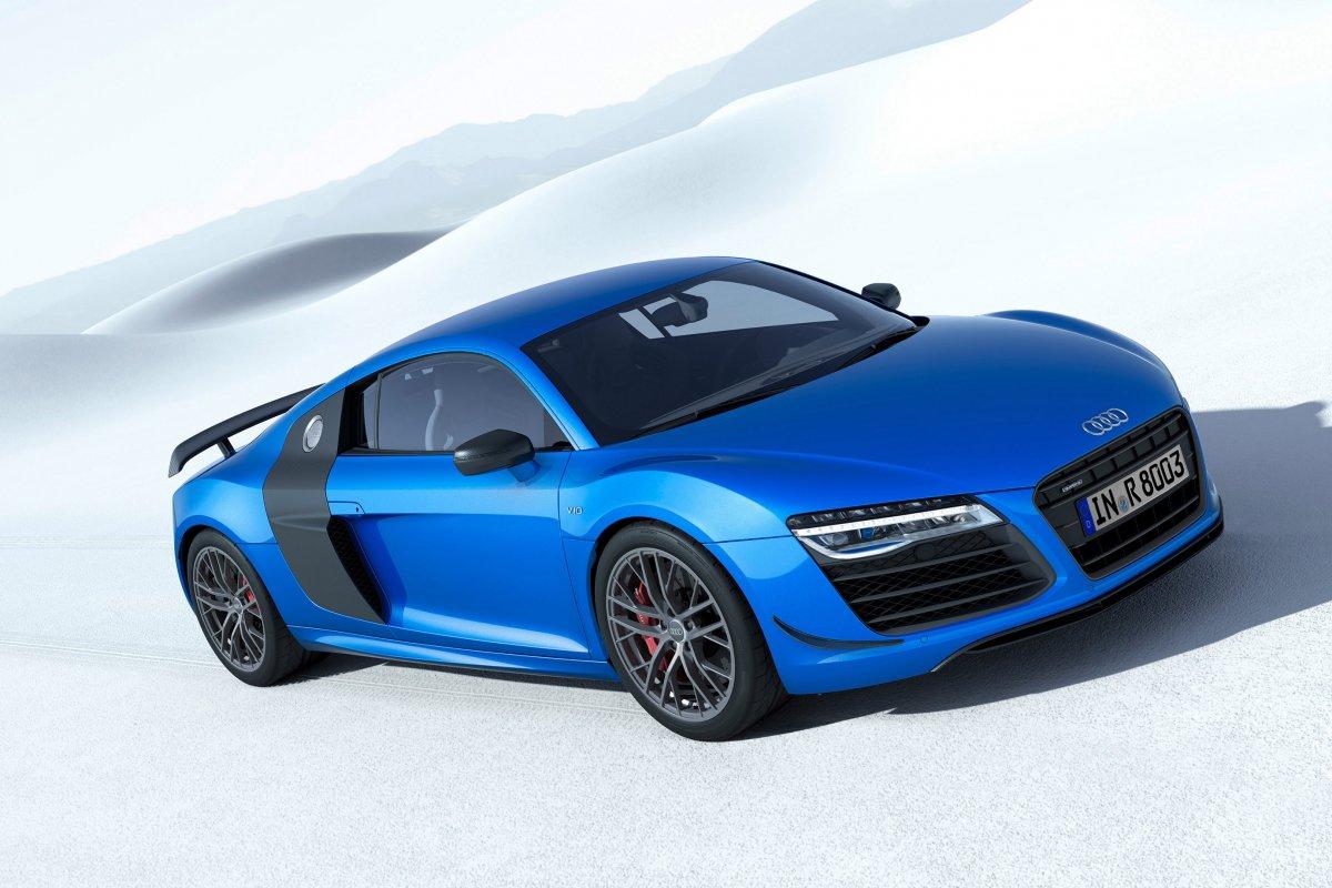 Audi, une nouvelle R8 LMX de 570 ch et équipée de phares laser hypercars (3)
