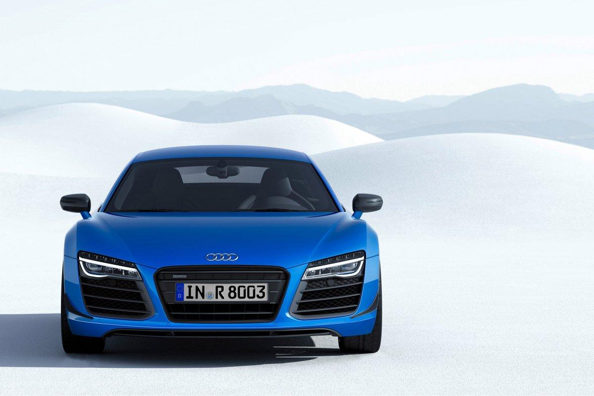 Audi, une nouvelle R8 LMX de 570 ch et équipée de phares laser hypercars (1)