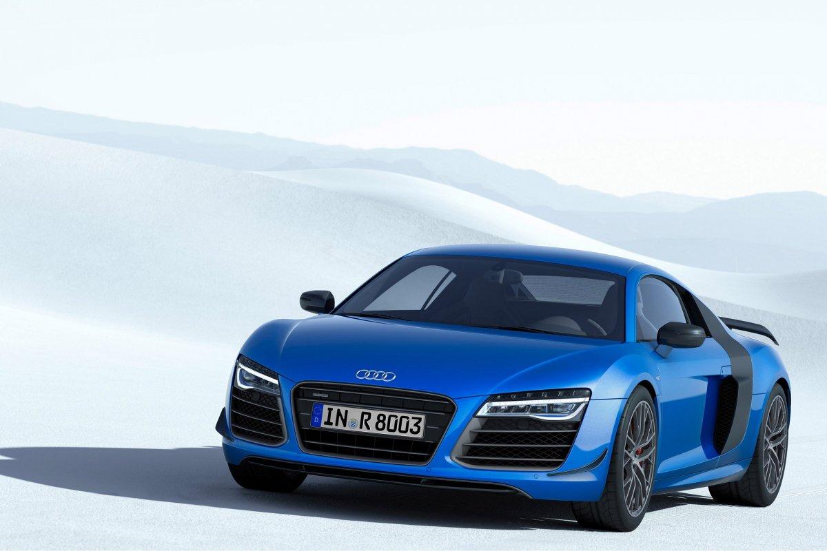 Audi, une nouvelle R8 LMX de 570 ch et équipée de phares laser hypercars (2)