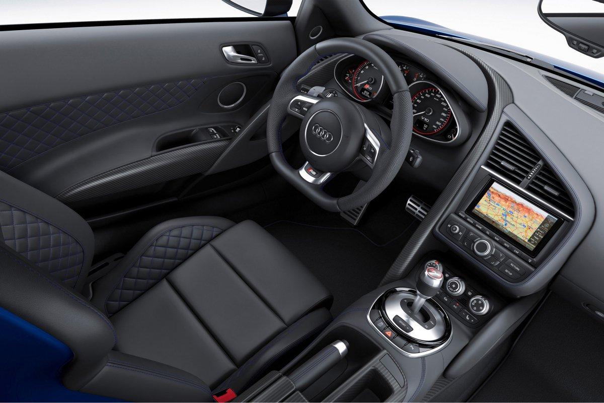 Audi, une nouvelle R8 LMX de 570 ch et équipée de phares laser hypercars (10)