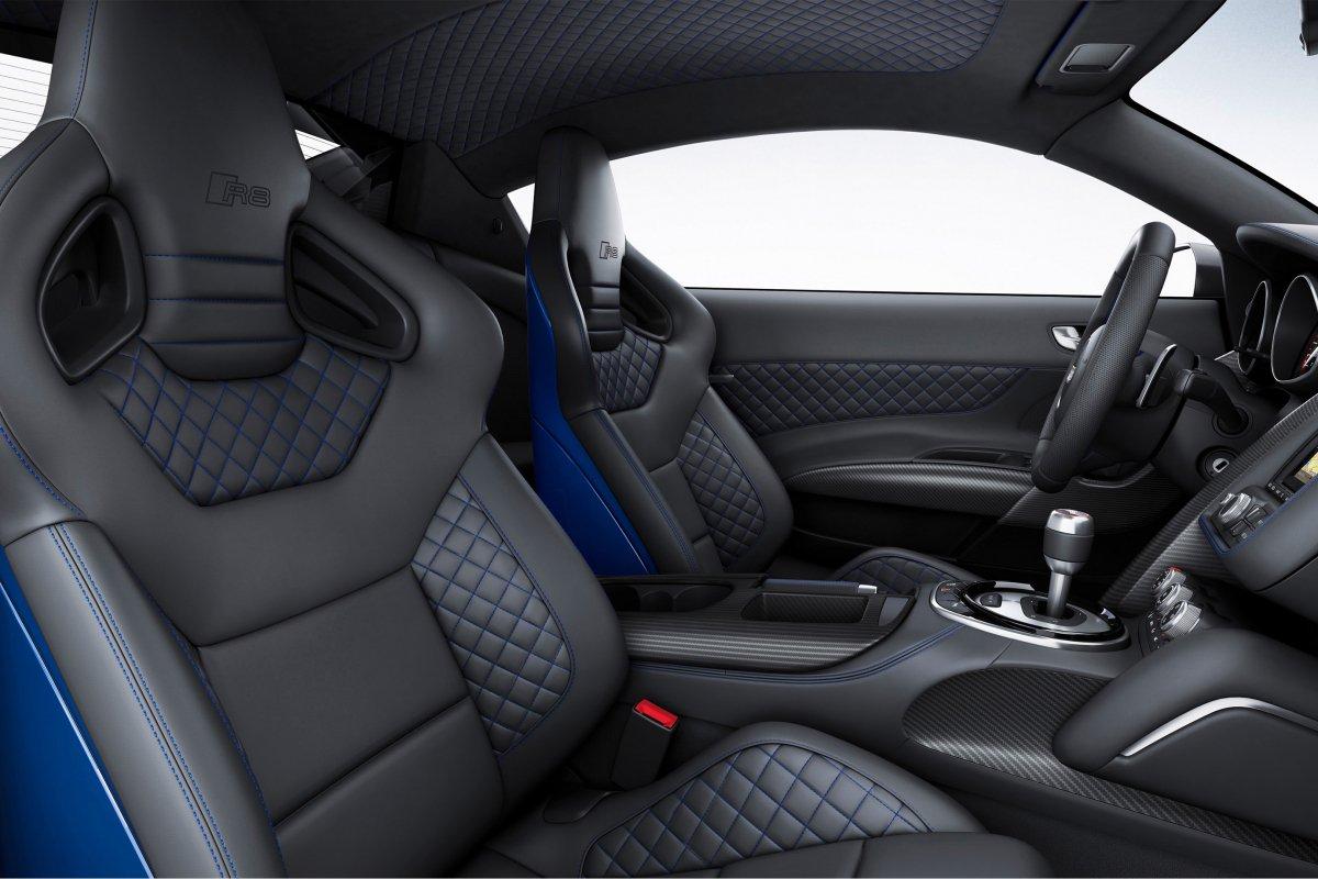 Audi, une nouvelle R8 LMX de 570 ch et équipée de phares laser hypercars (11)