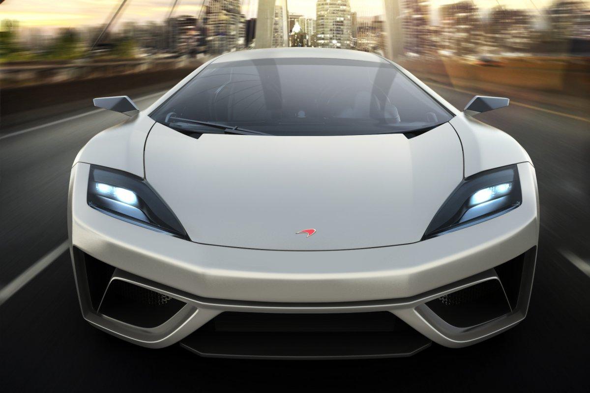 McLaren F1 Concept Car by Angelo Granata _ hypercars _  (5)