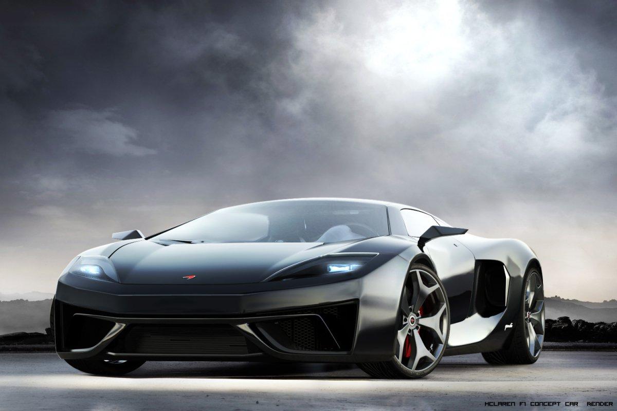 McLaren F1 Concept Car by Angelo Granata _ hypercars _  (1)