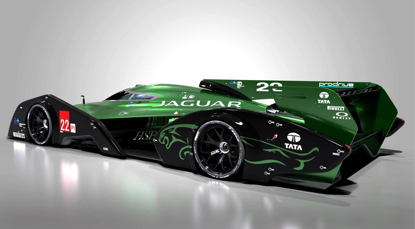 Jaguar Xjr Concept By Mark Hostler Hypercars Le Sommet De L